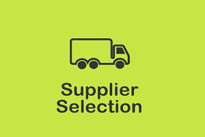 supplier selection 1