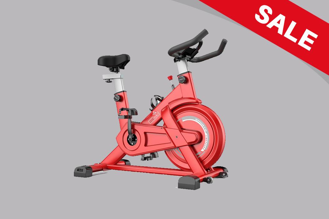LMP-720 (Red) Exercise Spinning Bike