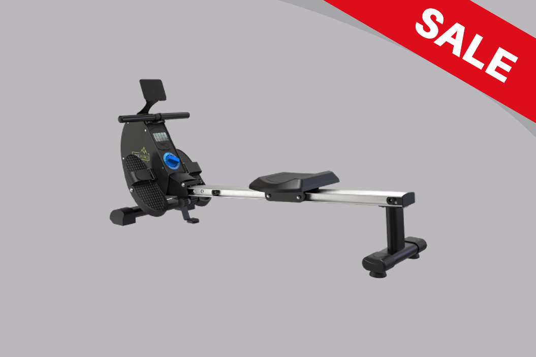 LMP-R430 Rowing Machine Magnetic with Build in Bluetooth