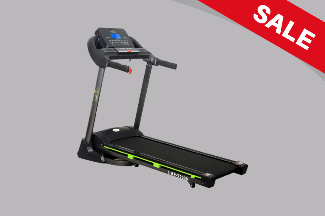 LMP T2000 Incline Treadmill Running Machine